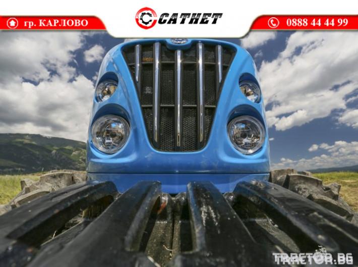 Трактори LS R 36I *Нов*Реверс*12х12 скорости*Mitsubishi двигател 38 HP* 7 - Трактор БГ
