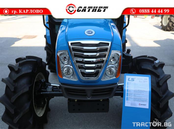 Трактори LS XU6168 *Климатик*Реверс*16х16 скорости*Mitsubishi двигател* 5