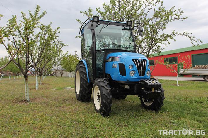 Трактори LS R 36i с Кабина*Нов *Климатик*Реверс*12х12 скорости*Mitsubishi двигател*40к.с.* 2 - Трактор БГ