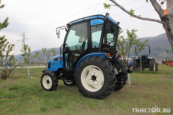 Трактори LS R 36i с Кабина*Нов *Климатик*Реверс*12х12 скорости*Mitsubishi двигател*40к.с.* 5 - Трактор БГ