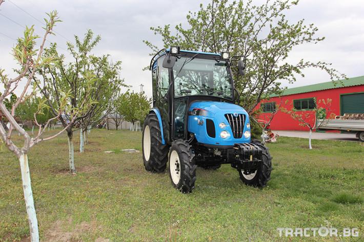 Трактори LS R 36i с Кабина*Нов *Климатик*Реверс*12х12 скорости*Mitsubishi двигател*40к.с.* 6 - Трактор БГ