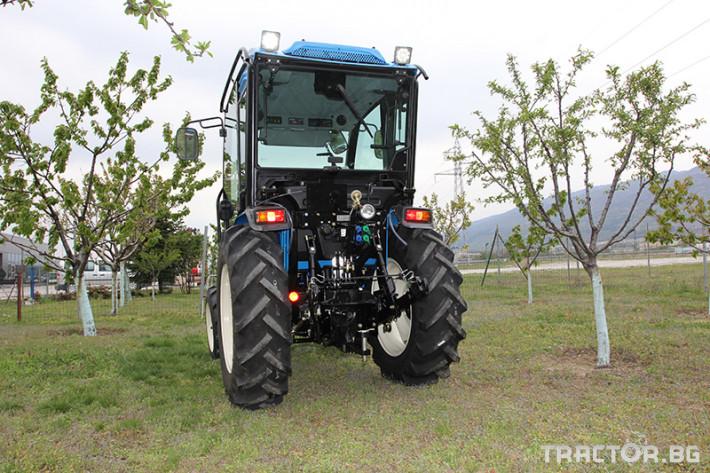 Трактори LS R 36i с Кабина*Нов *Климатик*Реверс*12х12 скорости*Mitsubishi двигател*40к.с.* 7 - Трактор БГ