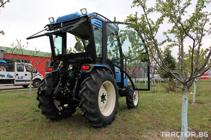 Трактори LS R 36i с Кабина*Нов *Климатик*Реверс*12х12 скорости*Mitsubishi двигател*40к.с.* 9 - Трактор БГ