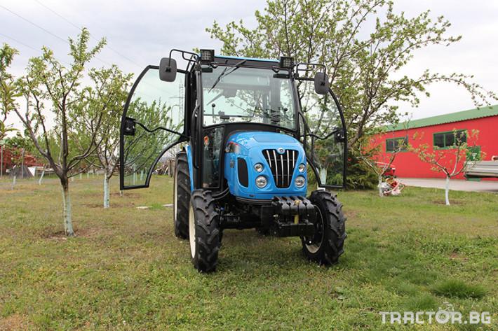 Трактори LS R 36i с Кабина*Нов *Климатик*Реверс*12х12 скорости*Mitsubishi двигател*40к.с.* 3 - Трактор БГ