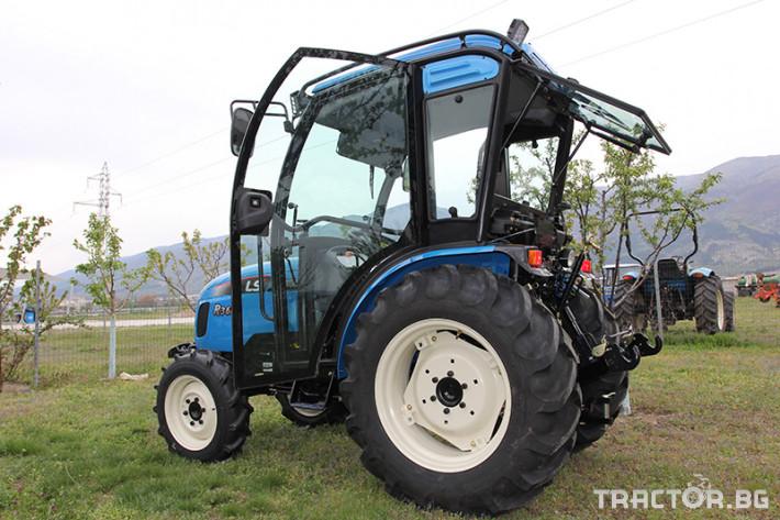 Трактори LS R 36i с Кабина*Нов *Климатик*Реверс*12х12 скорости*Mitsubishi двигател*40к.с.* 10 - Трактор БГ