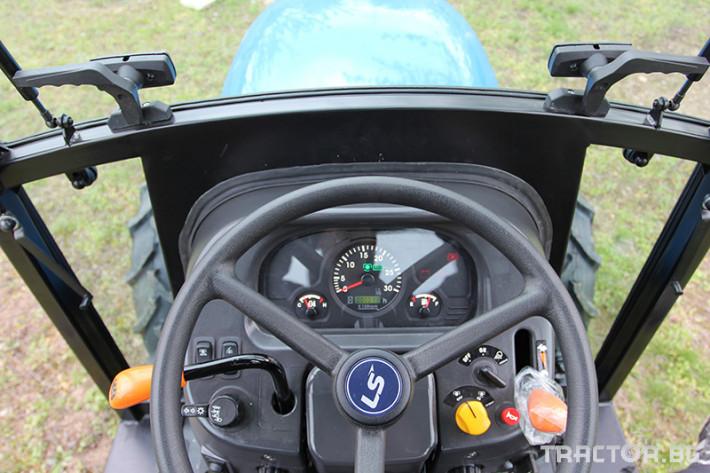 Трактори LS R 36i с Кабина*Нов *Климатик*Реверс*12х12 скорости*Mitsubishi двигател*40к.с.* 12 - Трактор БГ
