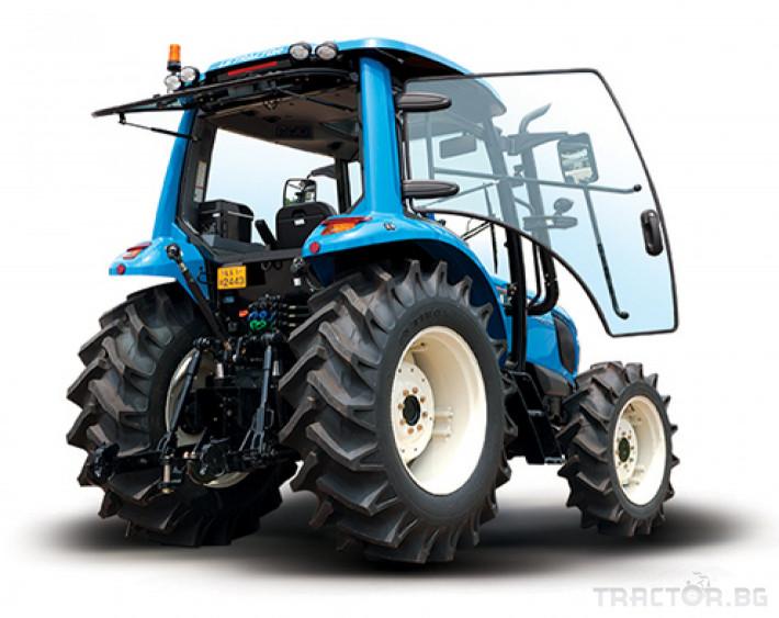 Трактори LS MT 5.73 *Климатик*Крийпър*20х20 скорости*Mitsubishi двигател* 6