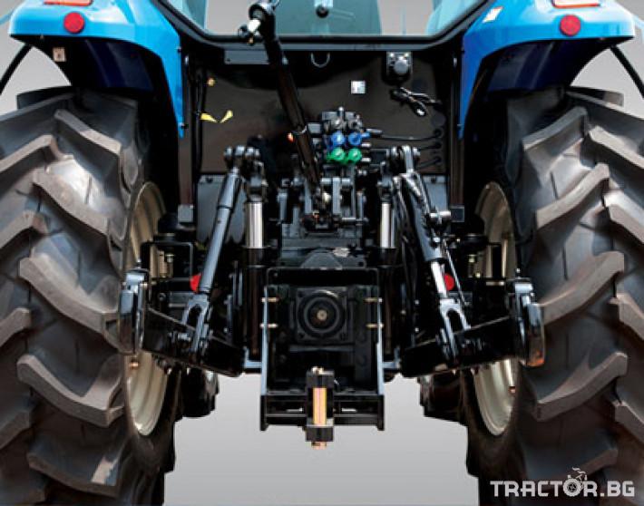 Трактори LS MT 5.73 *Климатик*Крийпър*20х20 скорости*Mitsubishi двигател* 7