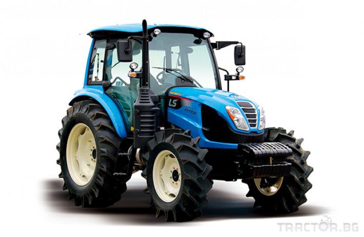 Трактори LS XP 101 *Нов*Климатик*Крийпър*40х40 скорости*IVECO двигател 101 HP* 0 - Трактор БГ