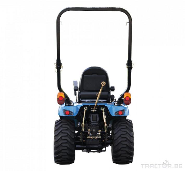 Трактори LS MT 1.25 *Нов*HST скорости *Yanmar двигател* 9 - Трактор БГ