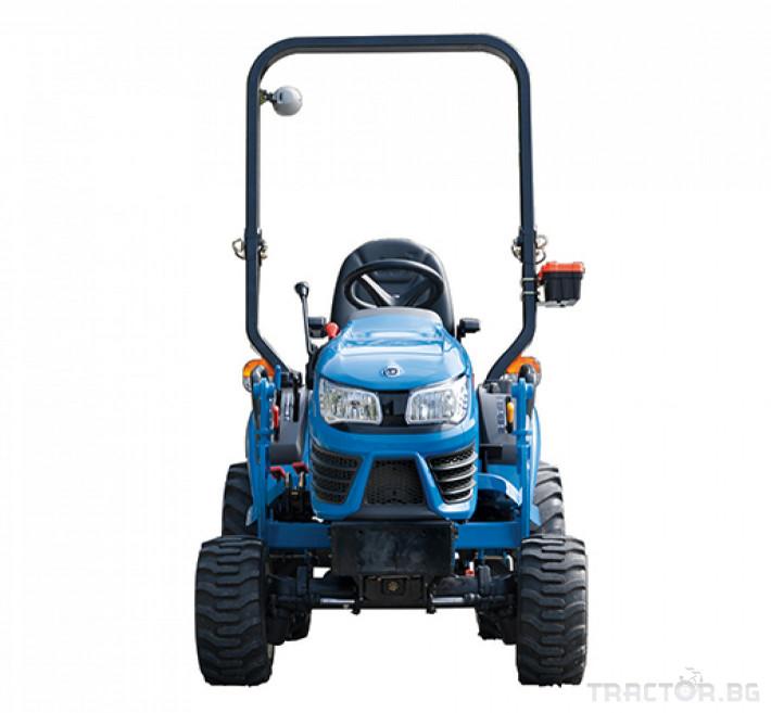 Трактори LS MT 1.25 *Нов*HST скорости *Yanmar двигател* 10 - Трактор БГ
