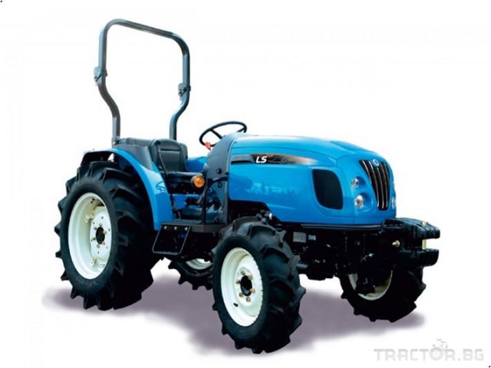 Трактори LS R 36I *Нов*Реверс*12х12 скорости*Mitsubishi двигател 38 HP* 10 - Трактор БГ