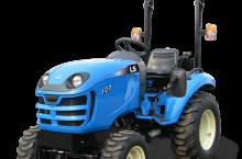 LS J 27 *Нов*Компактен трактор*Mitsubishi двигател*