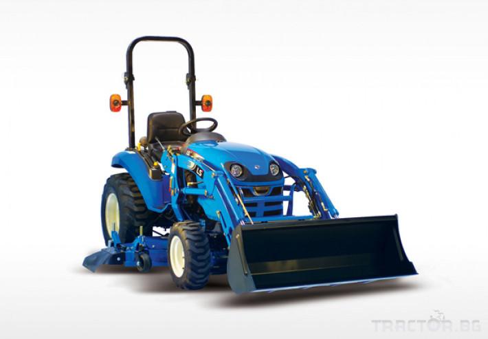 Трактори LS J 27 *Нов*Компактен трактор*Mitsubishi двигател* 23 - Трактор БГ
