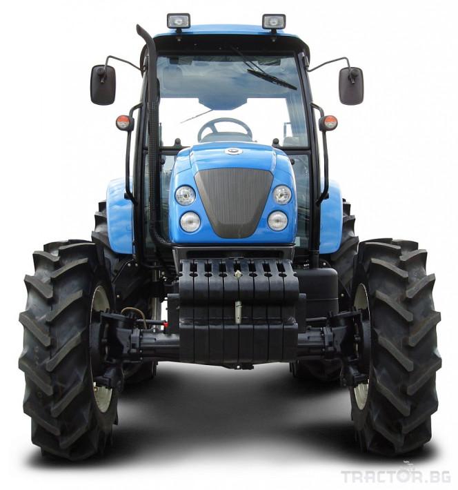 Трактори LS PLUS 100 *Нов*Климатик*Крийпър*40х40 скорости*IVECO двигател* 9 - Трактор БГ