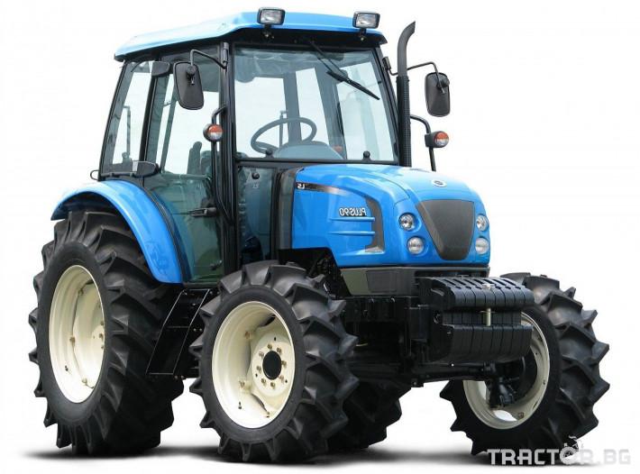 Трактори LS PLUS 100 *Нов*Климатик*Крийпър*40х40 скорости*IVECO двигател* 11 - Трактор БГ