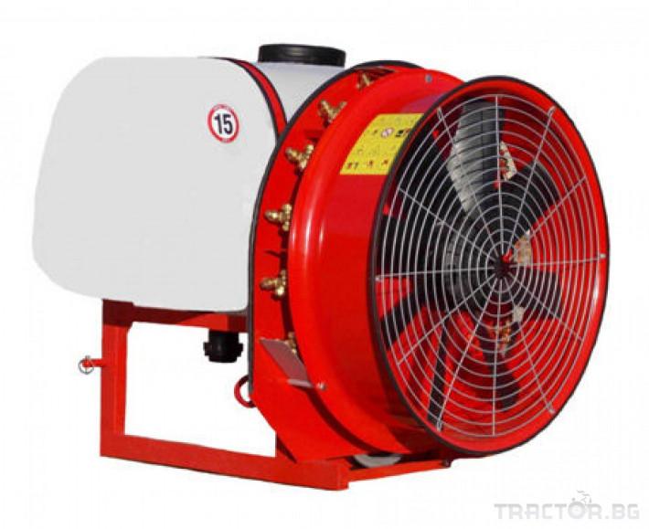 Пръскачки Agron Пръскачка вентилаторна 220 л. Agron 0 - Трактор БГ