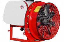 Пръскачка вентилаторна 350л. AGRON