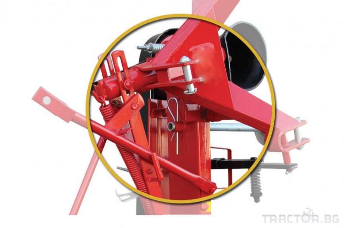 Косачки Косачки Дискови - 1.25 м. Олекотени 2 - Трактор БГ