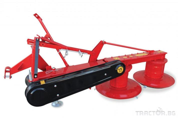 Косачки Косачки Дискови - 1.25 м. 0 - Трактор БГ