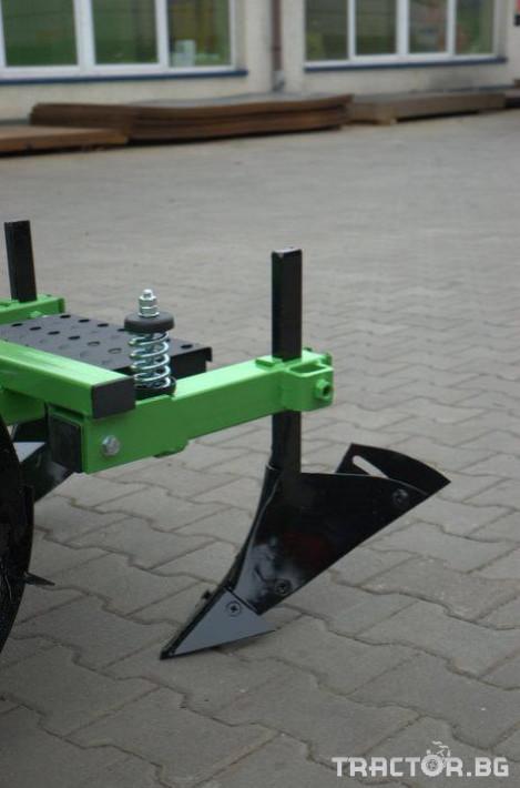 Машини за зеленчуци Картофосадач дву-редов с торовнасяне - ПОЛСКИ 7 - Трактор БГ