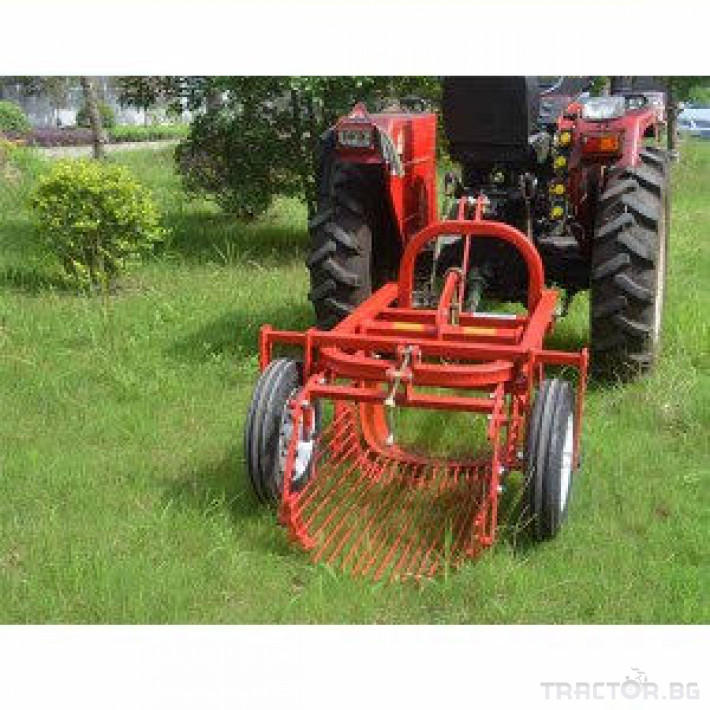 Машини за зеленчуци Картофовадач едно-редов вибрационен 7 - Трактор БГ