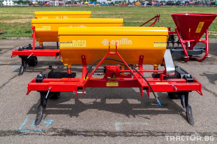 Торачки Машини за торовнасяне с продълбочител - CBG 1 - Трактор БГ