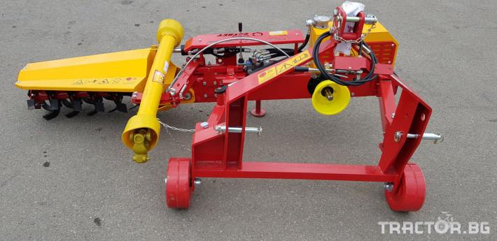 Фрези AGRILIA Фреза откланяща овощарска ROT700 1 - Трактор БГ