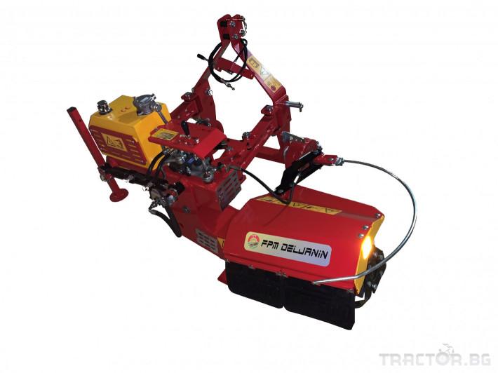 Фрези AGRILIA Фреза откланяща лозарска FS500 1 - Трактор БГ