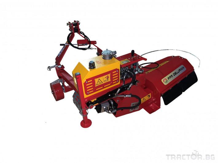Фрези AGRILIA Фреза откланяща лозарска FS500 0 - Трактор БГ