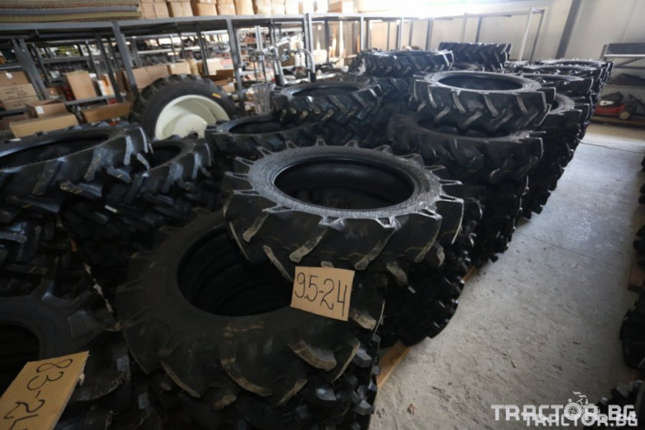 Гуми за трактори Гуми за трактори - TIRON Южна Корея 7 - Трактор БГ