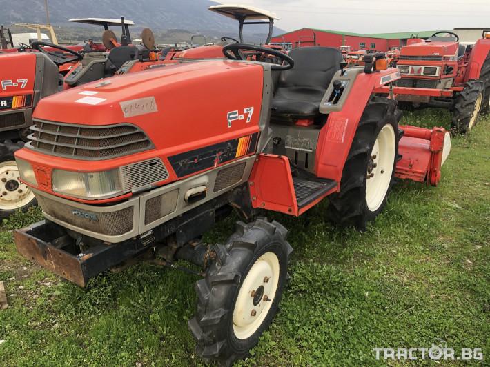 Трактори Yanmar F-7***Нов внос от Япония*** 0 - Трактор БГ