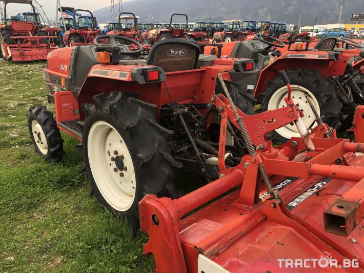 Трактори Yanmar F-7***Нов внос от Япония*** 3 - Трактор БГ