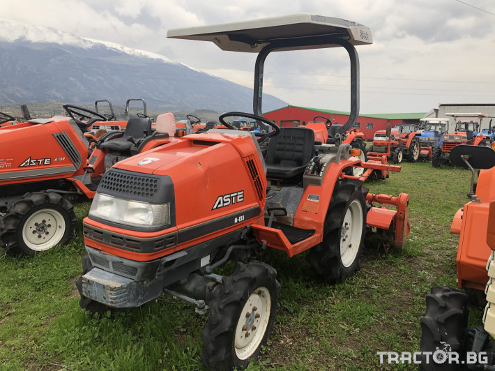 Трактори Kubota A155***Нов внос от Япония*** 0 - Трактор БГ