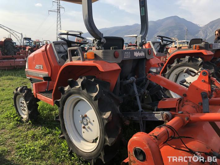 Трактори Kubota A155***Нов внос от Япония*** 3 - Трактор БГ