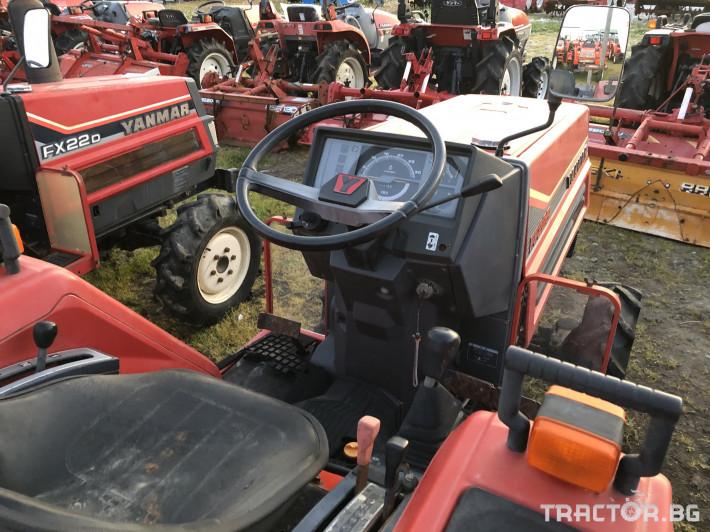 Трактори Yanmar FF225***Нов внос от Япония*** 4 - Трактор БГ