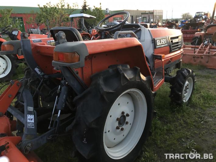 Трактори Kubota GL221***Нов внос от Япония*** 2 - Трактор БГ