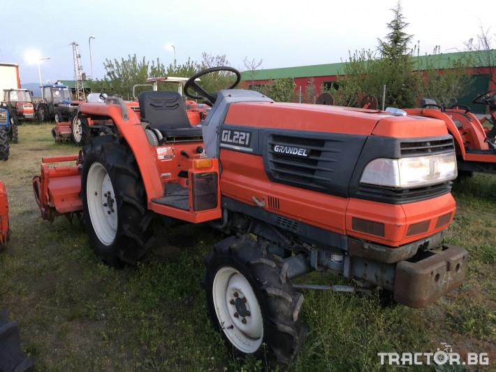 Трактори Kubota GL221***Нов внос от Япония*** 3 - Трактор БГ