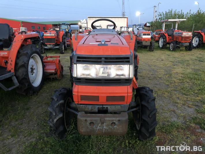 Трактори Kubota GL221***Нов внос от Япония*** 4 - Трактор БГ
