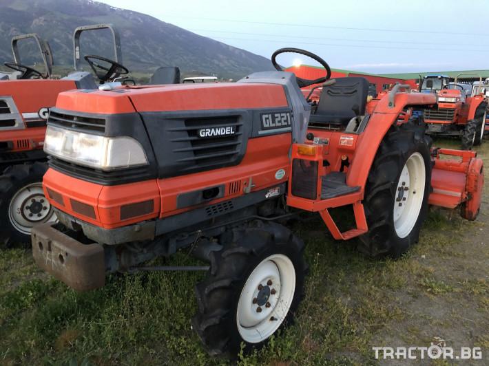 Трактори Kubota GL221***Нов внос от Япония*** 0 - Трактор БГ
