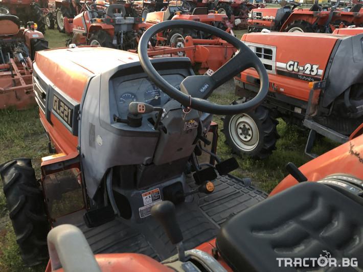 Трактори Kubota GL221***Нов внос от Япония*** 5 - Трактор БГ