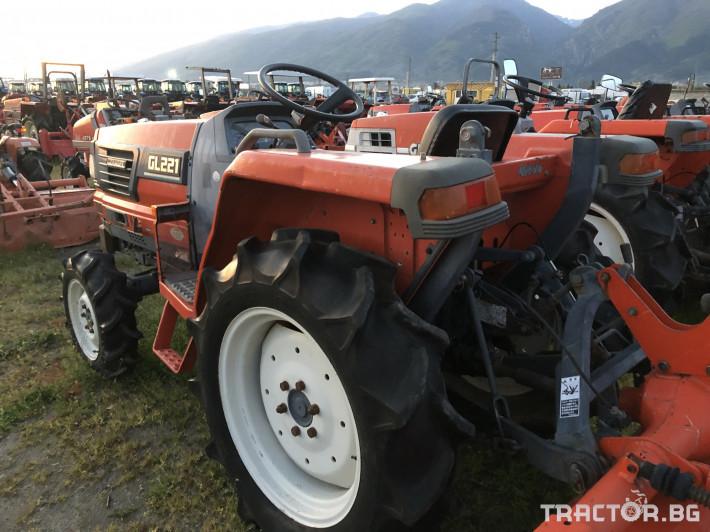 Трактори Kubota GL221***Нов внос от Япония*** 6 - Трактор БГ