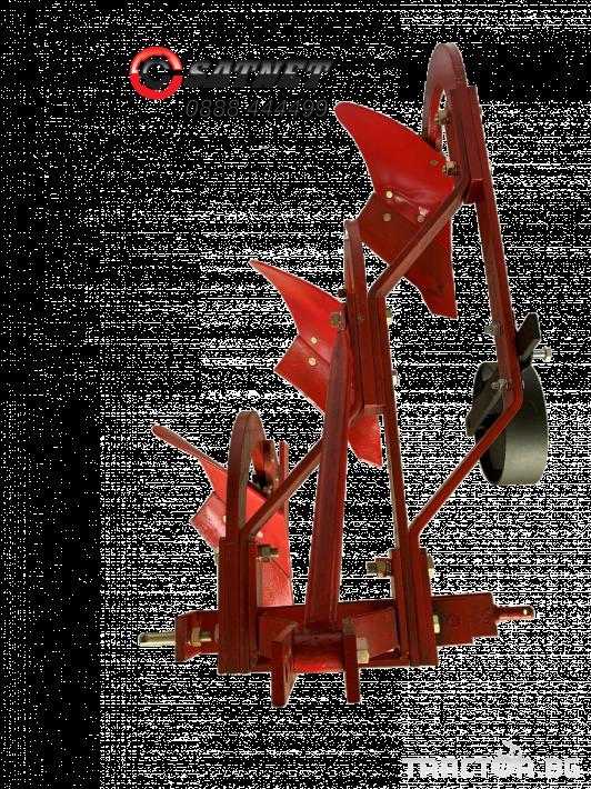 Плугове Плугове ковани раздвижени Турски 3х23 2 - Трактор БГ