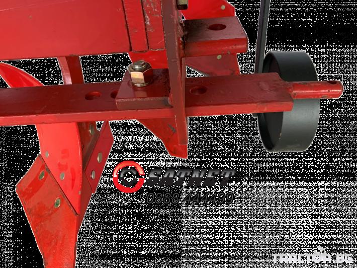 Плугове Плугове ковани раздвижени Турски 3х23 4 - Трактор БГ