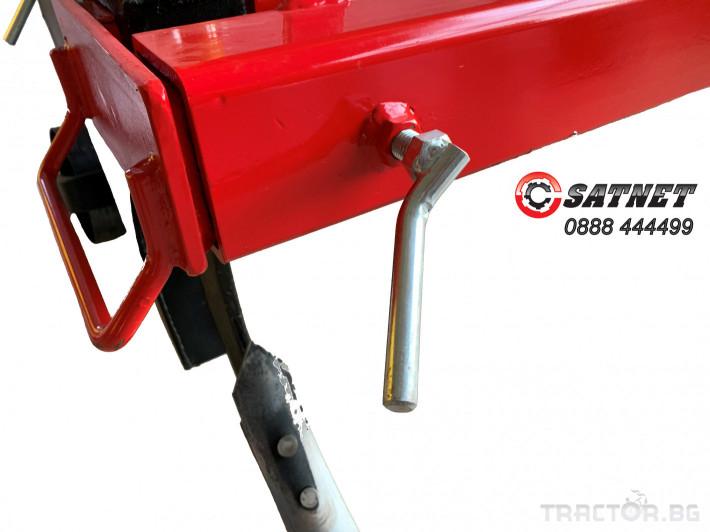 Торачки Машини за торовнасяне с продълбочител - CBG 4 - Трактор БГ