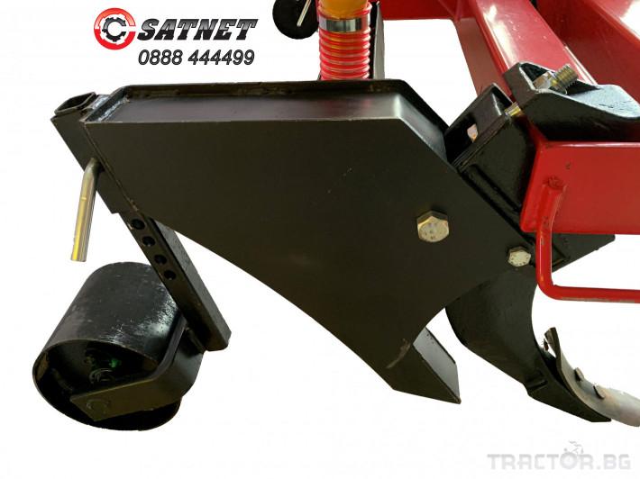 Торачки Машини за торовнасяне с продълбочител - CBG 5 - Трактор БГ