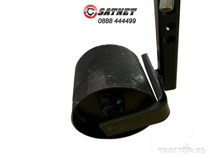 Торачки Машини за торовнасяне с продълбочител - CBG 6 - Трактор БГ