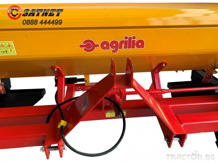 Торачки Машини за торовнасяне с продълбочител - CBG 8 - Трактор БГ