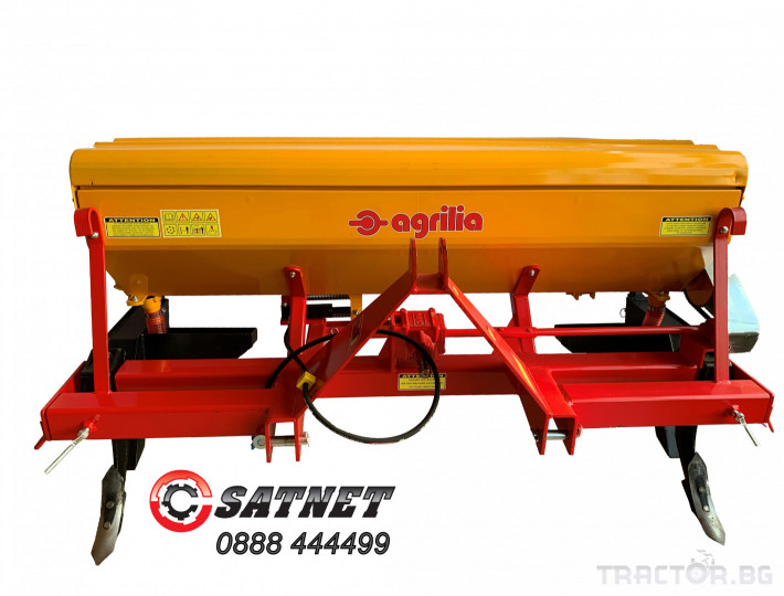 Торачки Машини за торовнасяне с продълбочител - CBG 10 - Трактор БГ