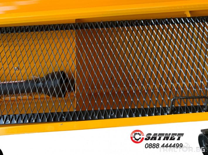 Торачки Машини за торовнасяне с продълбочител - CBG 11 - Трактор БГ